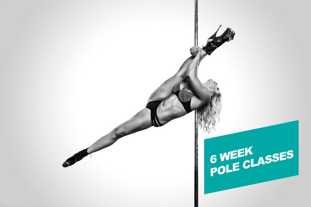 6 week pole dancing classes in mitchell for $100